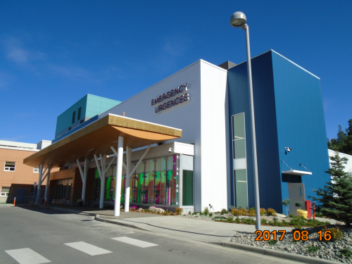 Whitehorse General Hospital Expansion