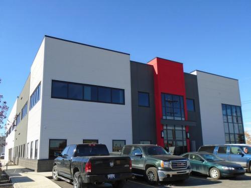 Canem Industrial Office Building